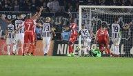 Partizan dominirao u derbiju, ali se Zvezda spasila spornim golom Boaćija: Hoće li posle ovoga gol tehnologija doći u Srbiju? (FOTO) (VIDEO)