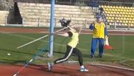 Velika nada srpske atletika dobacila do rekorda: Adrijana lansirala koplje do najboljeg rezultata sveta!