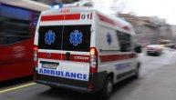 Užas na Vračaru: Otkazale kočnice parkiranom automobilu, auto se sjurio i povredio dvoje dece