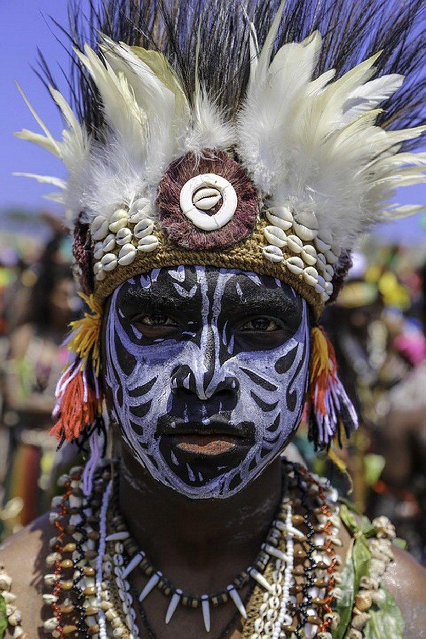 Papua Nova Gvineja, Papua New Guinea