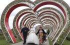 Kolektivno venčanje i proslava dvestogodišnjice grada Groznog