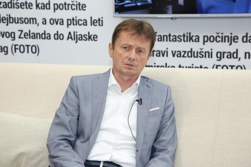 Darko Glišić, generalni sekretar sns