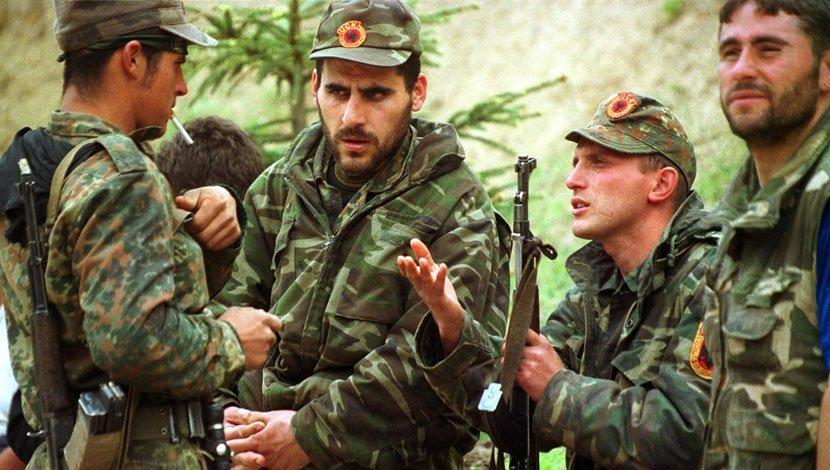 Oslobodilacka vojska kosova, OVK