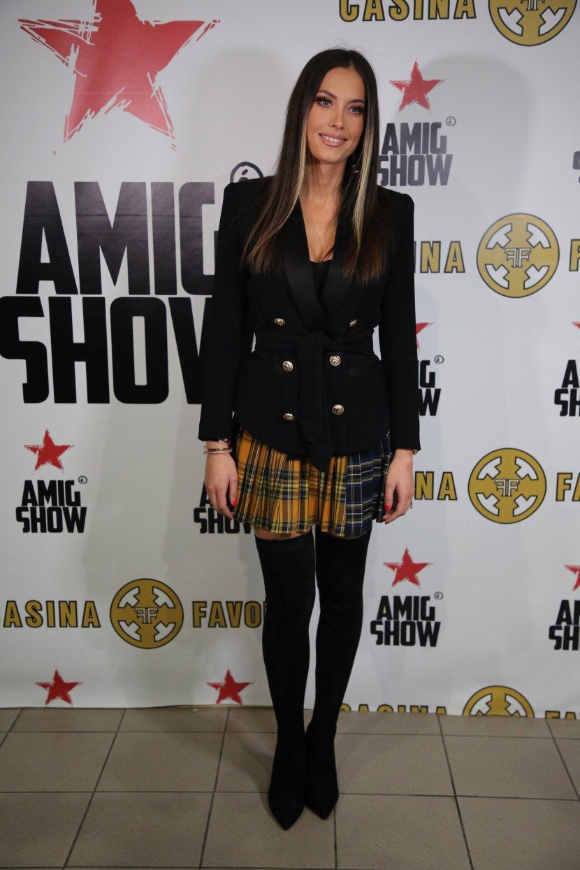Mirka Vasiljević, Amig Show