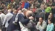 Emotivni susret Duleta Vujoševića i Miše Tumbasa (VIDEO)