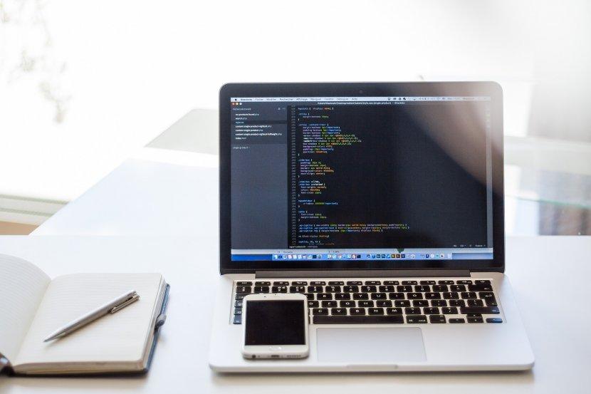 Kompjuter, Kod, Programiranje, Programer