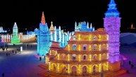 Festival ledenih figura u Harbinu na severoistoku Kine (FOTO)
