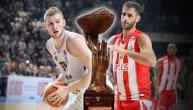 Kladionice veruju u Zvezdu, ne i u Partizan: Ovo su kvote za osvajanje Kupa Koraća