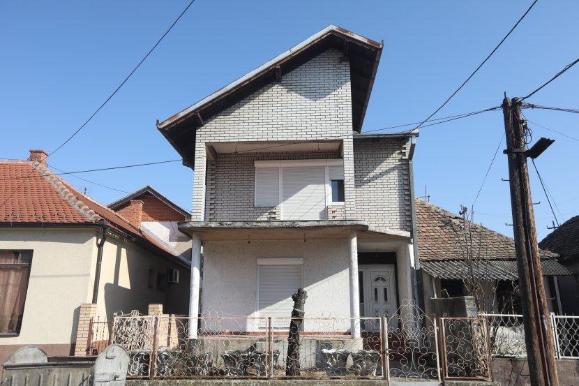 Jusa Dervišević, kuća Šabana Šaulića