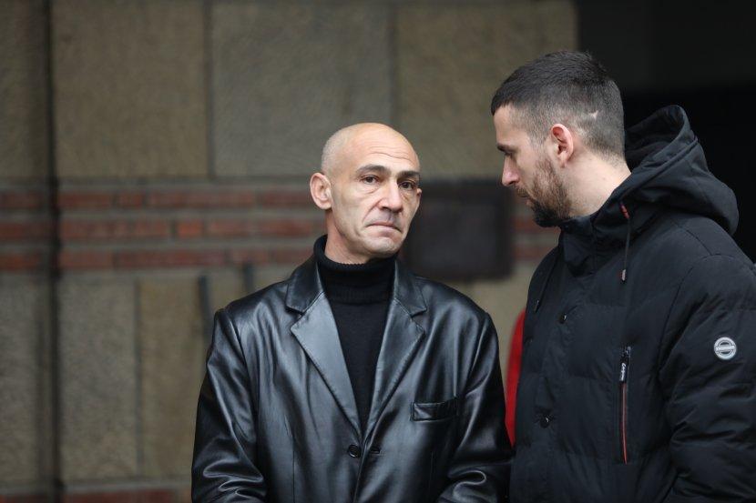 Šaban Šaulić, sahrana, Robert Šaulić, sin