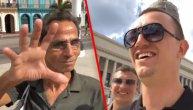 Šetali su Kubom, a onda im je dvojnik pokojnog Ekrema Jevrića prišao i jednim potezom ih raspametio! (VIDEO)