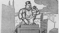 Najbrutalnija politička karikatura u istoriji našeg novinarstva nastala pre 90 godina (FOTO)