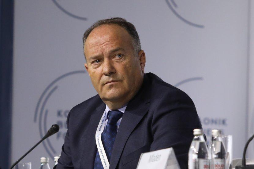 Kopaonik business forum, Mladen Šarčević