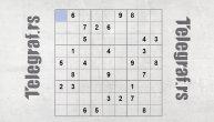 Sudoku za sredu 14.8.2019.