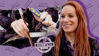 Kad ona uzme testeru u ruke, vi se istopite: Sonja Kalajić je prva testerašica Srbije (VIDEO)