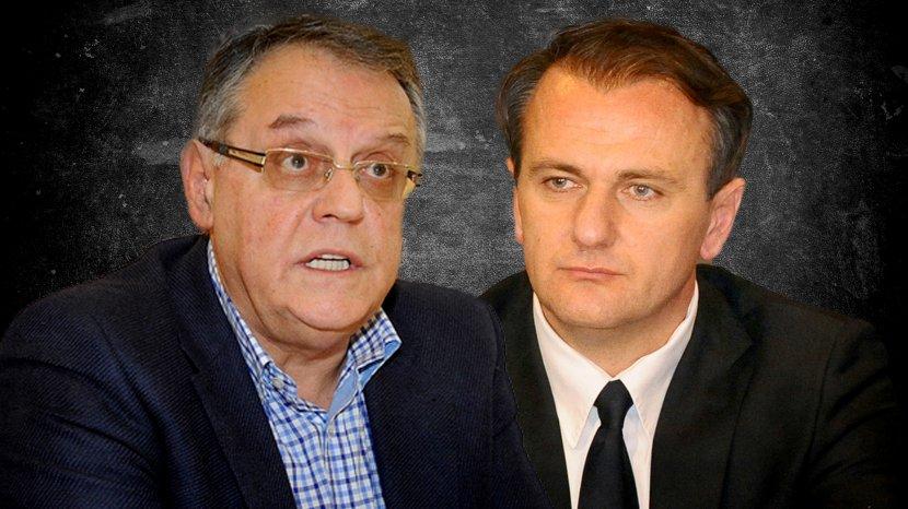 Nebojša Čović, Ostoja Mijailović