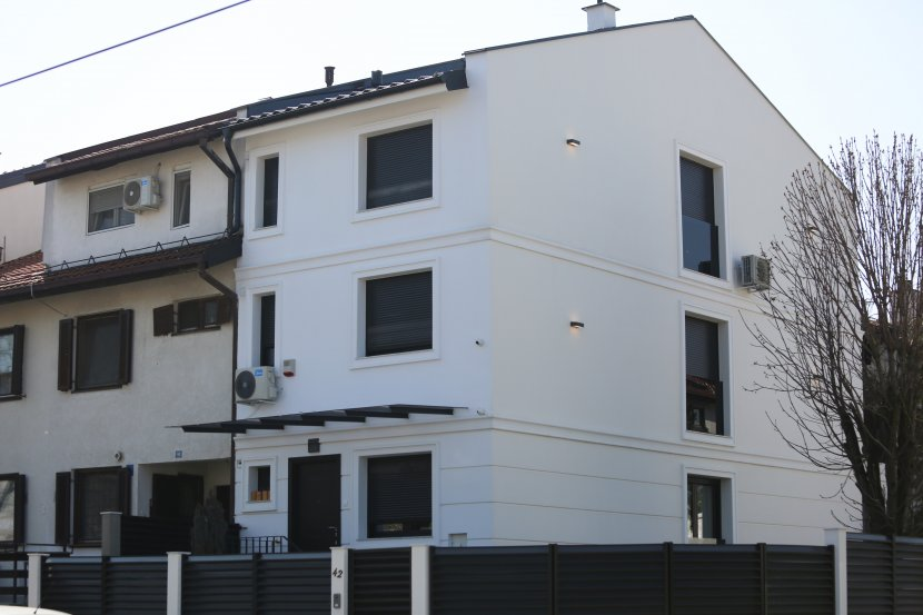 Aleksandra Prijović Filip Živojinović, kuća