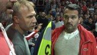 Krvave glave u Pioniru: Milan Kalinić se potukao sa navijačem iz VIP lože, smirivao ga Šutanovac! (EKSKLUZIVAN VIDEO)