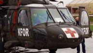 Zbog čega su sinoć helikopteri nadletali sever Kosova? Oglasio se portparol Kfora, evo o čemu je reč