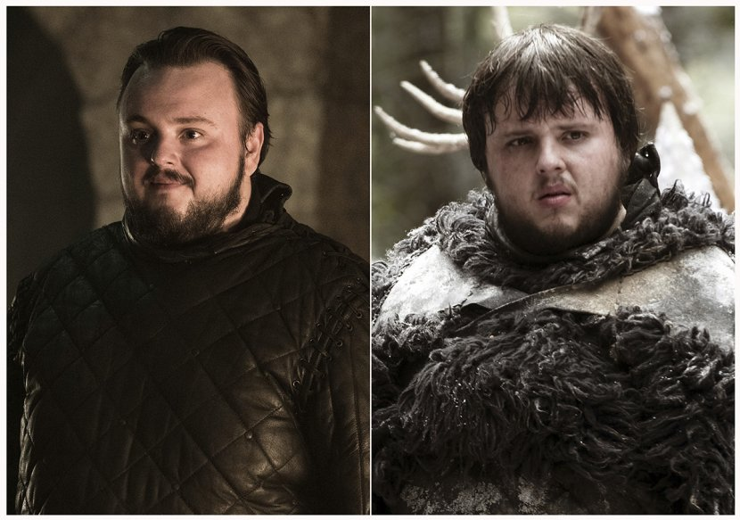 Junaci serije Igra prestola (Game of Thrones) nekada i sada