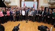 Poslanici vladajuće koalicije će braniti Skupštinu Srbije: Saopštili svoj plan i da li će štrajkovati glađu (FOTO)
