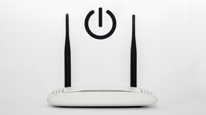 Internet ruter, wifi