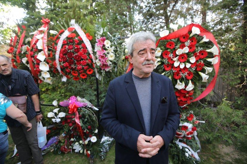 Mira Marković, komemoracija, sahrana