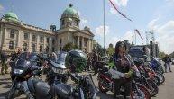 Otvorena moto sezona: Bajkeri iz cele Srbije prozujali centrom Beograda (FOTO)
