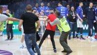 Direktor ABA lige: Ovo u Beogradu je nastavak onoga iz Podgorice, na snimcima se ne vidi da su igrači Budućnosti udareni!