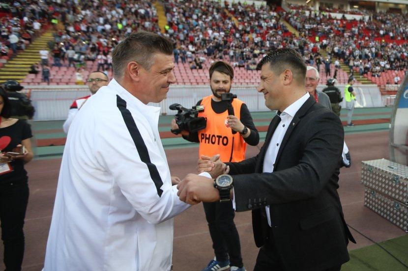 FK Partizan, FK Crvena zvezda, derbi, fudbal