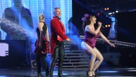 Miljana u minijaturnom kombinezonu isturila guzu u prvi plan, pa seksi plesom napravila haos na Zadrugoviziji! (FOTO)