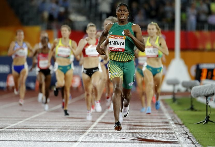 Athletics CAS Semenya Appeal