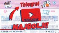 Telegrafov YouTube je najgledaniji medijski kanal u Srbiji