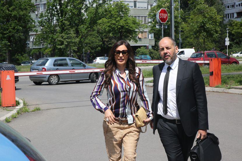 Svetlana Ceca Ražnatović suđenje VS JK