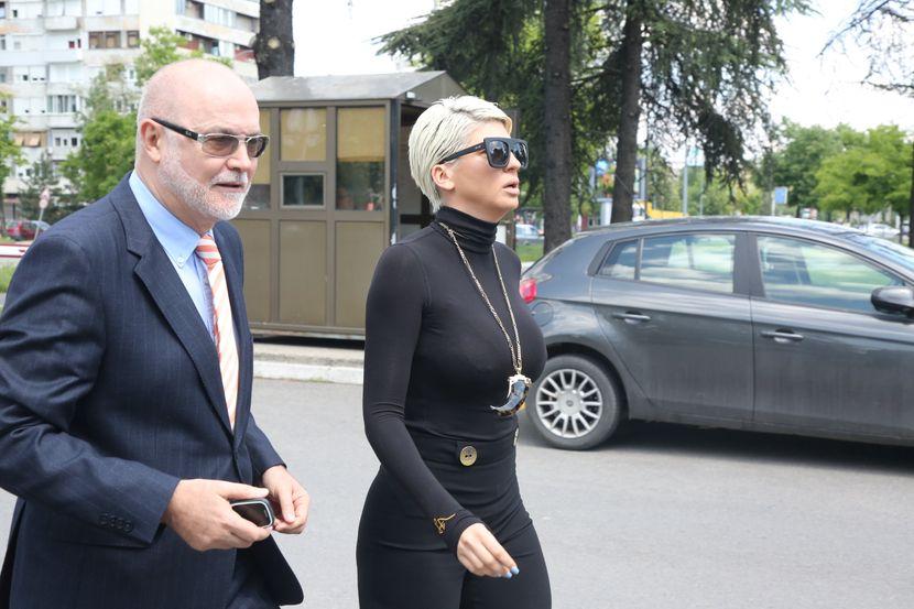 Jelena Karleuša JK suđenje VS Ceca