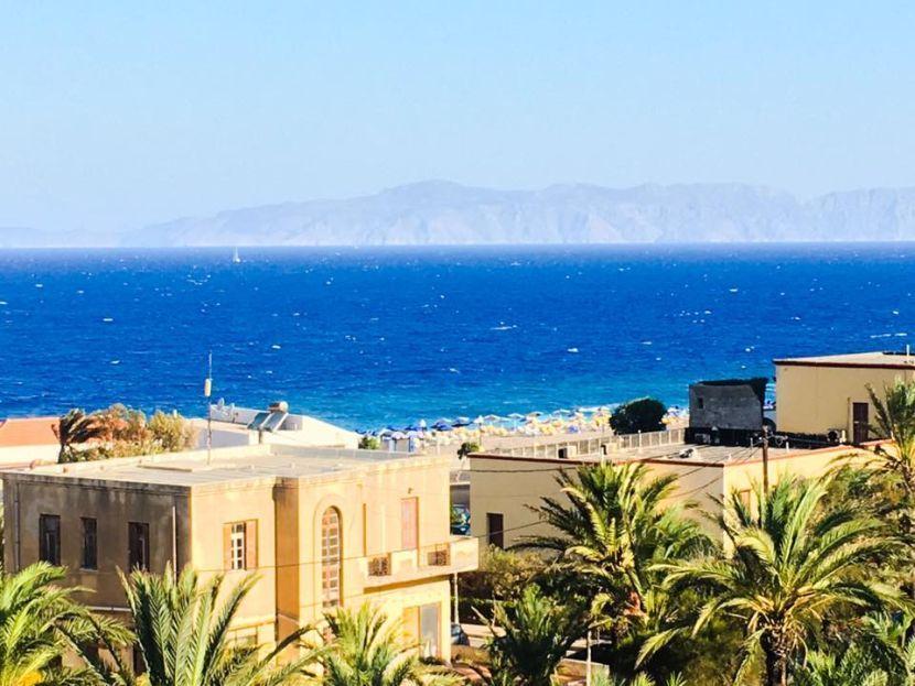 Rodos grčko ostrvo