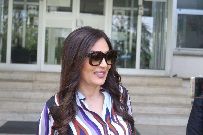 Ceca Ražnatović, suđenje sa Jelenom Karleušom