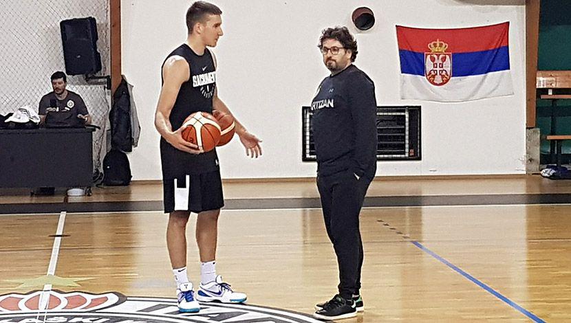 Bogdan Bogdanović,Trinkijeri