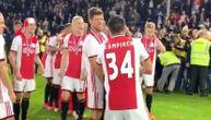 Amsterdam goreo u slavlju Ajaksa, Tadić opet glavni: Pokidao je bubnjeve, pa bacio navijače u žestok rebus! (VIDEO)