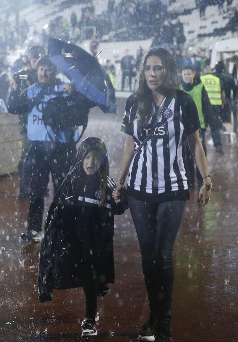 Tijana Ilić, FK Partizan, Saša Ilić