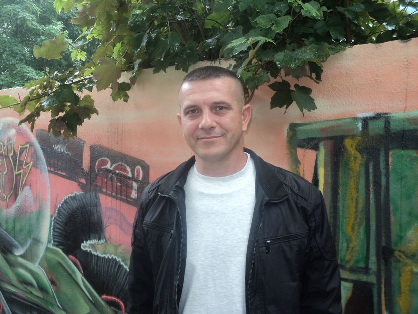 Slavoljub Mitić, Paštrik