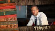 Milutin Folić preporučuje tri knjige čitaocima portala Telegraf