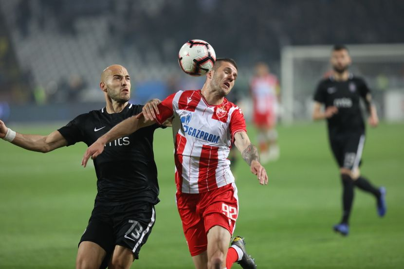 FK Crvena zvezda - FK Partizan, Večiti derbi finale Kupa Srbije