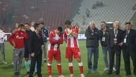 Gde su nestali fudbaleri Zvezde? Samo jedan igrač srpskog šampiona se pojavio pred novinarima posle finala Kupa (VIDEO)