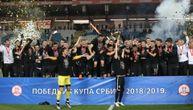 Partizan osvojio 4. uzastopni Kup: Ostojić iskoristio kiks Borjana i presudio očajnoj Zvezdi na Marakani (FOTO) (VIDEO)
