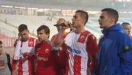 Vujadin Savić utučen posle meča uzeo mikrofon i sa dve rečenice se obratio Delijama! (VIDEO)