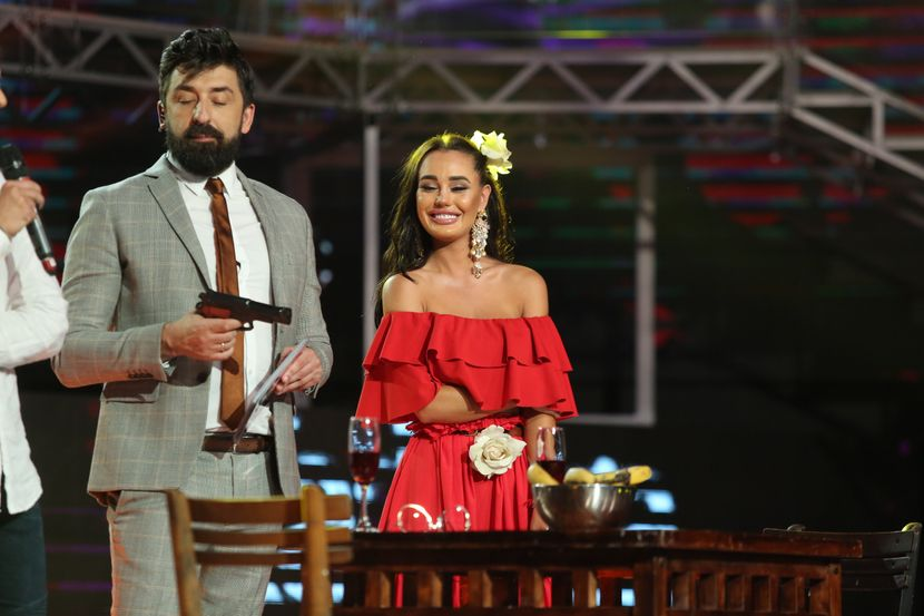 Zadrugovizija, David Dragojević i Ana Korać