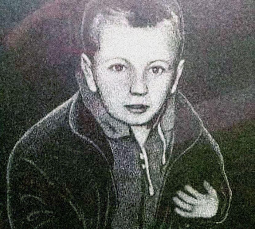 Miloš Petrović (4) iz Cernice, kod Gnjilana, kog je ubio 28. maja Afrim Zećiri.