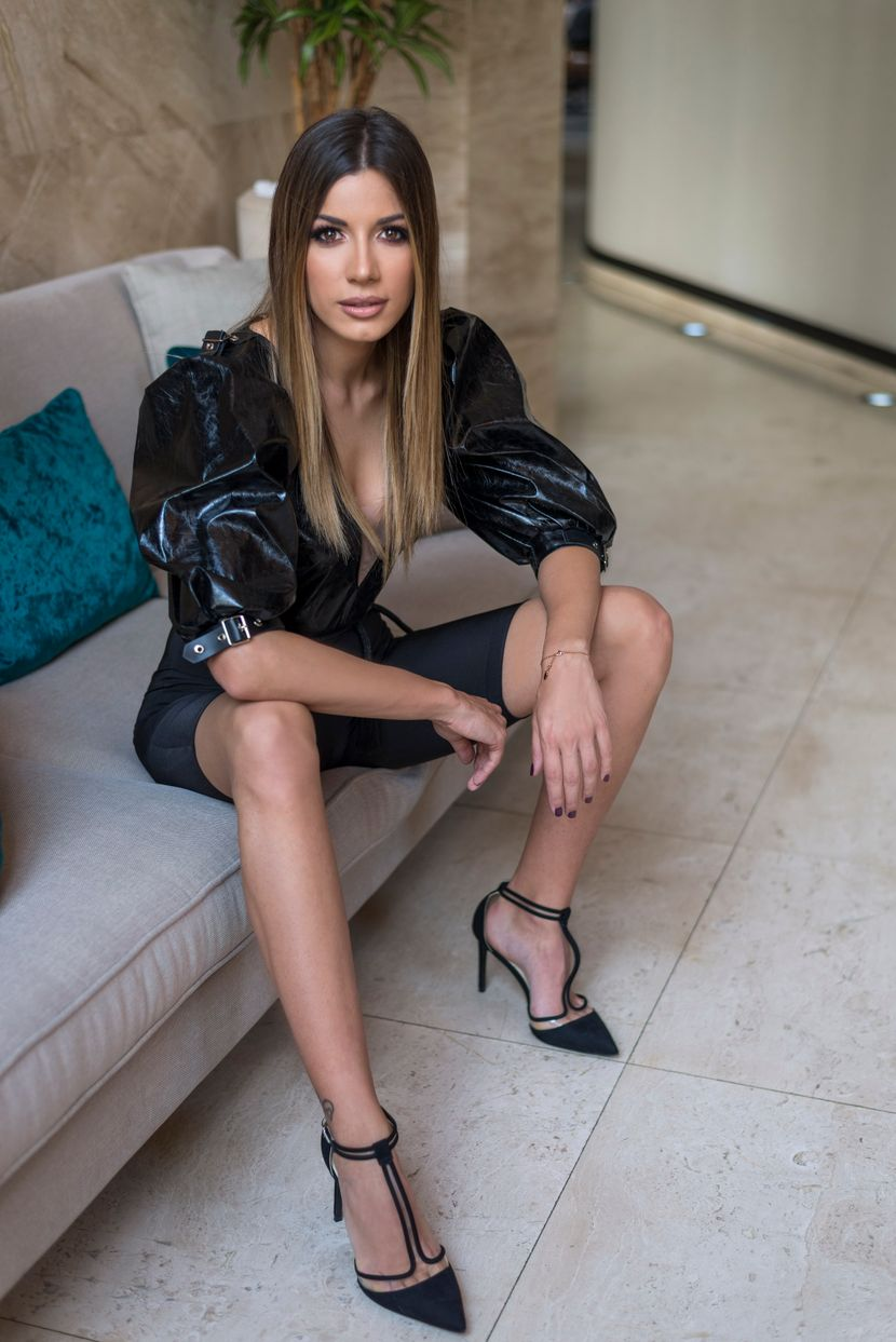 Katarina Kostić, modni editorijal