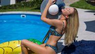 Budite primećene: Zanosna Nataša mami uzdahe u prelepim Bonatti kupaćim kostimima (FOTO) (VIDEO)